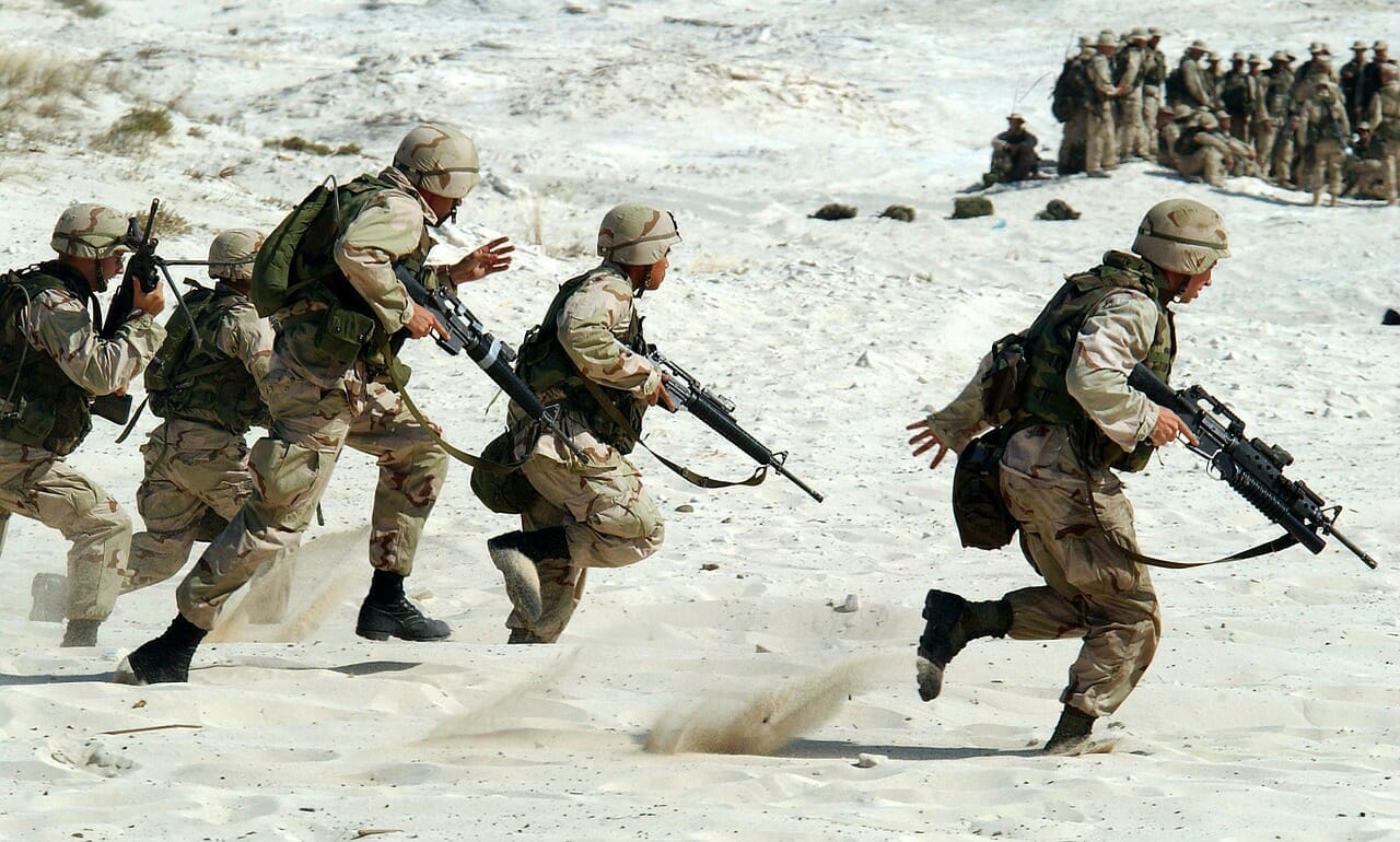 Kampftruppen